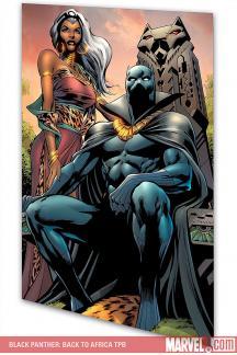 Black Panther: Back to Africa (Trade Paperback)