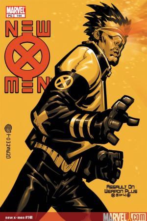 New X-Men (2001) #144
