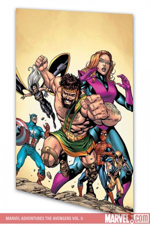 Marvel Adventures the Avengers Vol. 5: Some Assembling Required (Digest)
