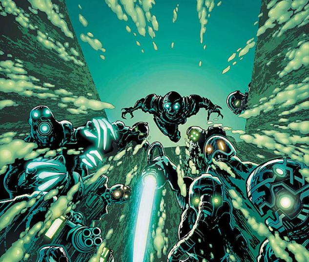 IRON MAN: HYPERVELOCITY #4 COVER