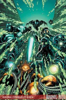 Iron Man: Hypervelocity #4