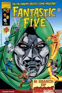 Fantastic Five #5