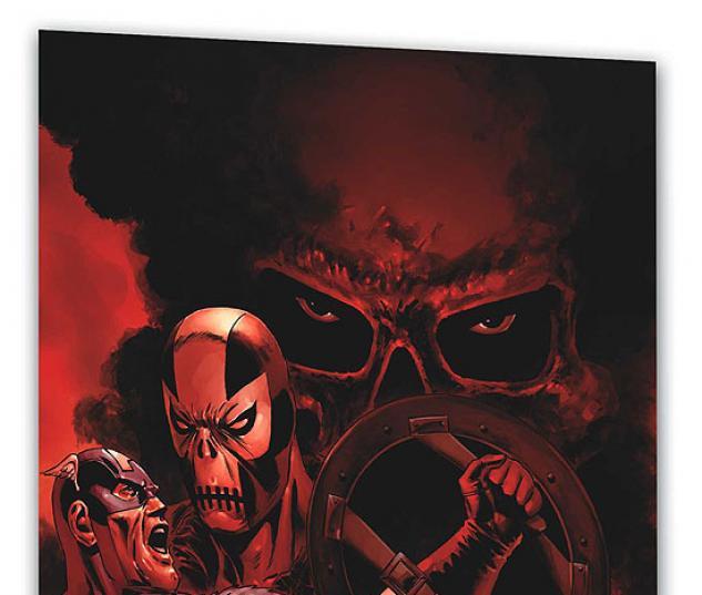 Captain America: Red Menace Vol. 2 (Trade Paperback)