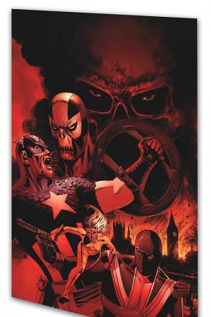 Captain America: Red Menace Vol. 2 (2006)