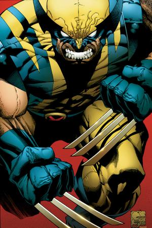 Wolverine (2003) #36 (Joe Quesada Variant)