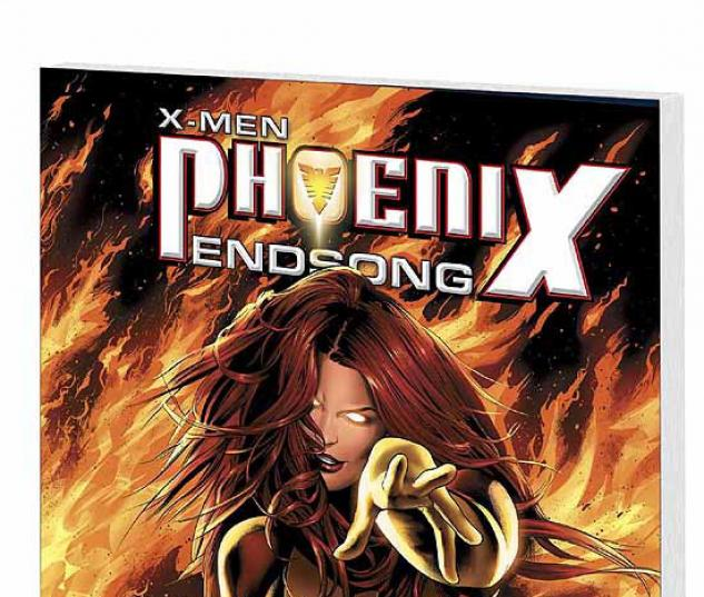 X-MEN: PHOENIX - ENDSONG COVER