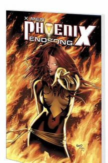X-Men: Phoenix - Endsong (Hardcover)