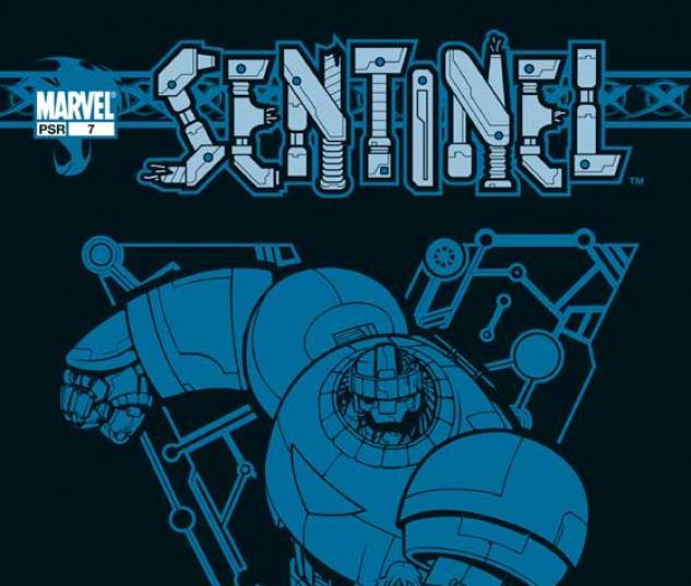 SENTINEL (1999) #7 COVER
