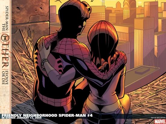 Friendly Neighborhood Spider-Man (2005) #4 Wallpaper