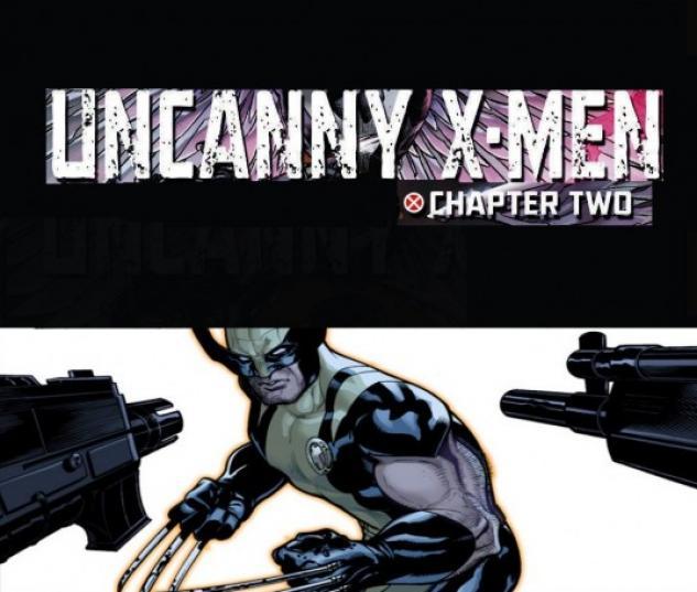 Uncanny X-Men (1963) #523 (3RD PRINTING VARIANT)