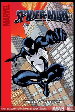 SPIDER-MAN: THE BLACK COSTUME DIGITAL COMIC 1 (2007) #1 (Giant Size Comic)