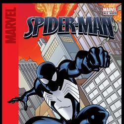 SPIDER-MAN: THE BLACK COSTUME #1