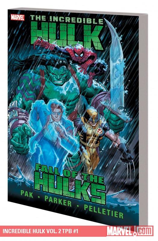 Incredible Hulk Vol. 2 Trad Paperback (Trade Paperback)