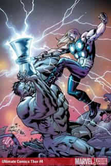 Ultimate Comics Thor (2010) #4