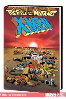 X-Men: Fall Of The Mutants (2010)