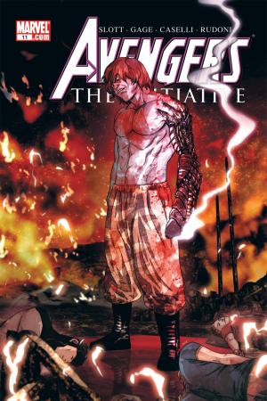 Avengers: The Initiative #11
