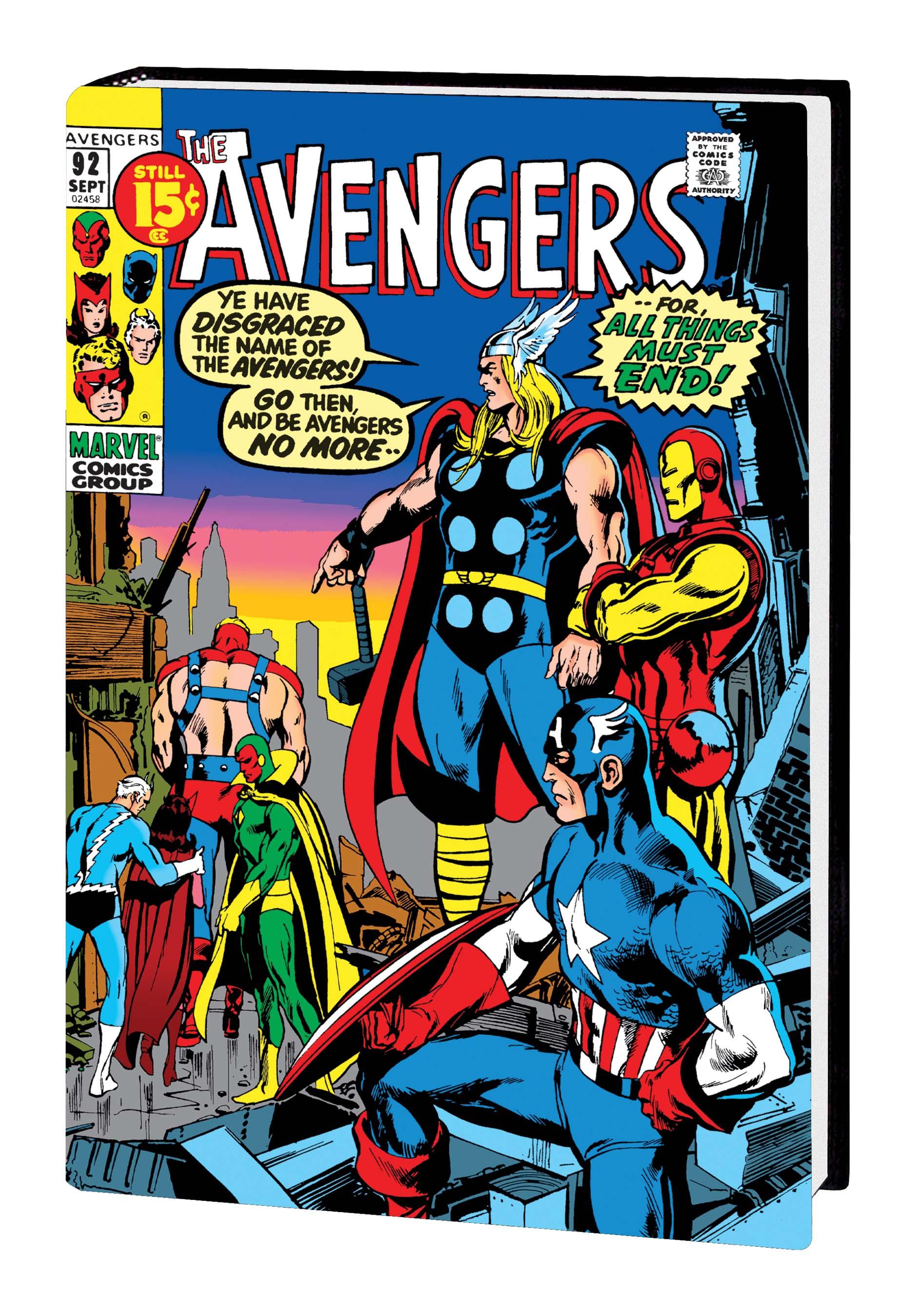 Avengers: Kree/Skrull (Hardcover)