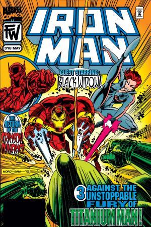 Iron Man (1968) #316