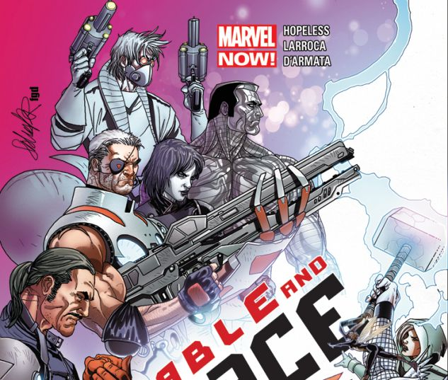 CABLE AND X-FORCE 10 (NOW, WITH DIGITAL CODE)