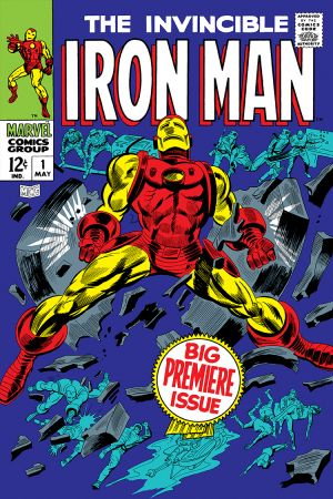 Marvel Masterworks: The Invincible Iron Man Vol. (Hardcover)