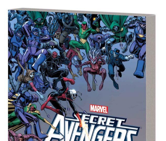 SECRET AVENGERS BY RICK REMENDER VOL. 3 TPB