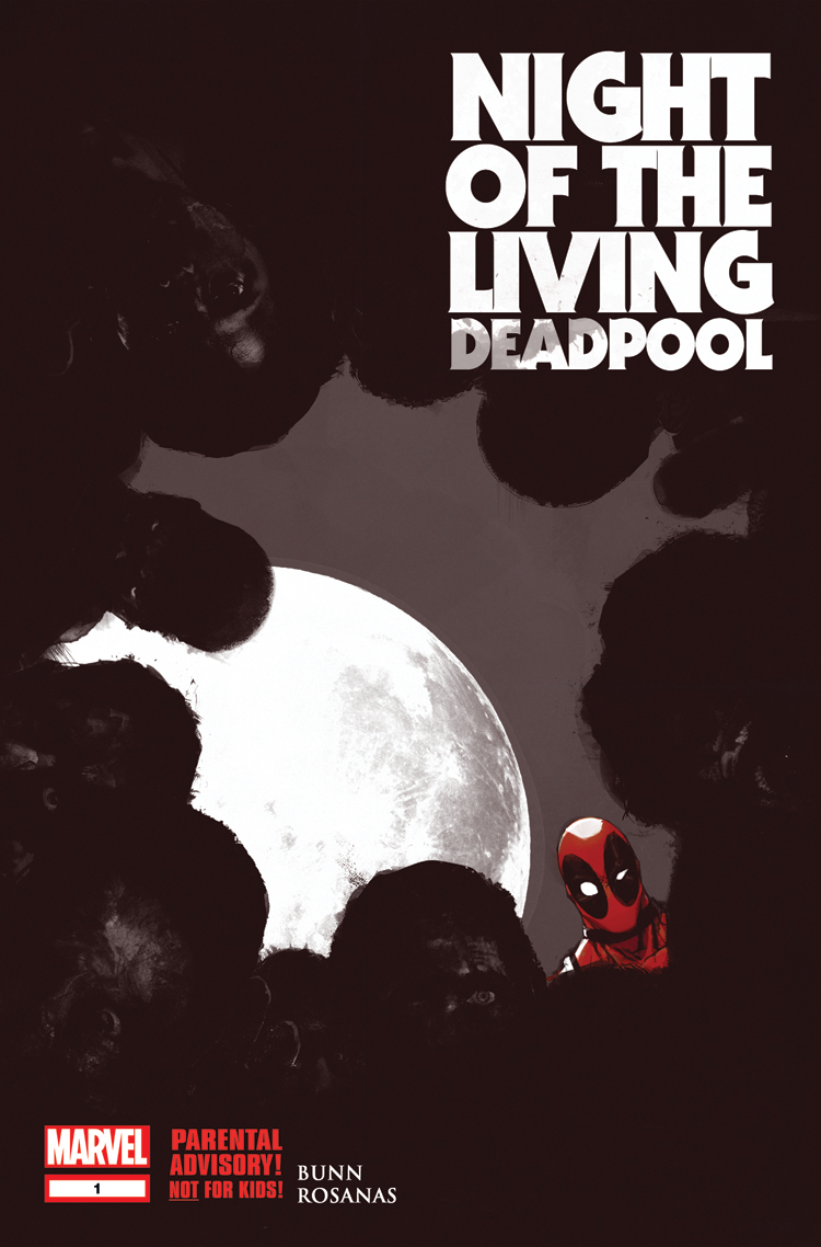 Night of the Living Deadpool (2014) #1