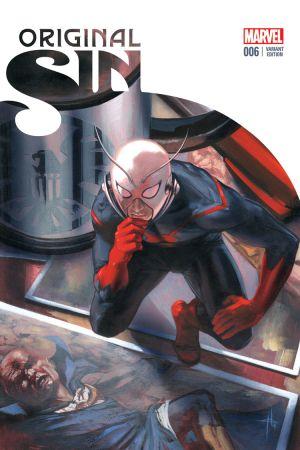 Original Sin (2014) #6 (Dell'otto Variant)