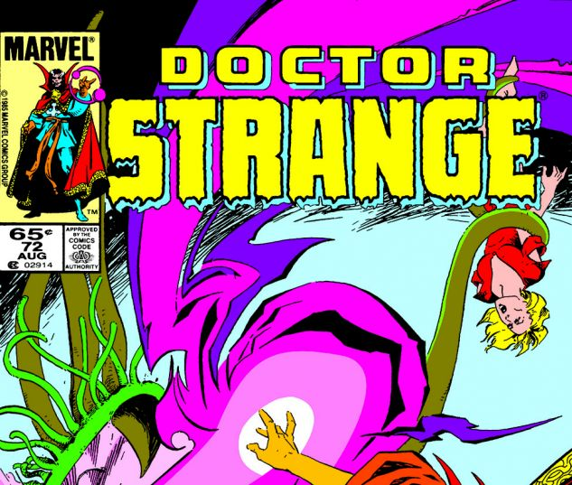 Dr. Strange (1974) #72