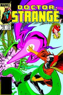 Doctor Strange (1974) #72