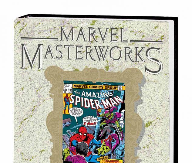 MARVEL MASTERWORKS: THE AMAZING SPIDER-MAN VOL. 17 HC VARIANT (DM ONLY)