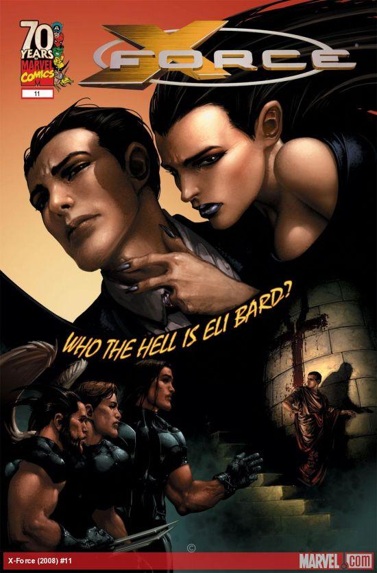 X-Force (2008) #11
