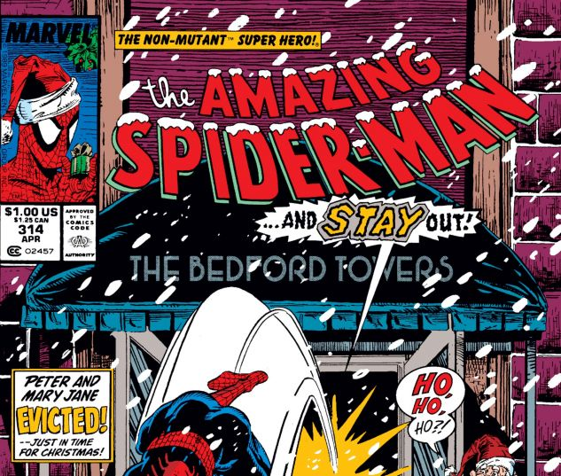 Amazing Spider-Man (1963) #314
