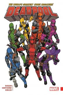 Deadpool: World's Greatest Vol. 1 (Hardcover)
