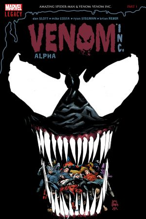 Amazing Spider-Man: Venom Inc. Alpha  #1