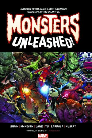 Monsters Unleashed (Trade Paperback)