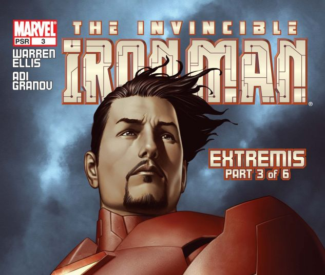 Iron Man (2004) #3