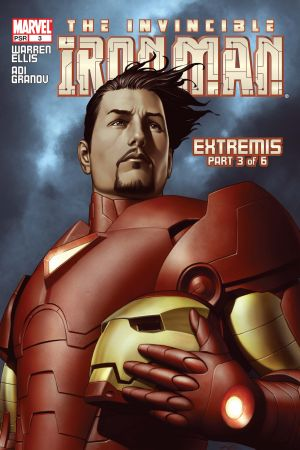 The Invincible Iron Man #3