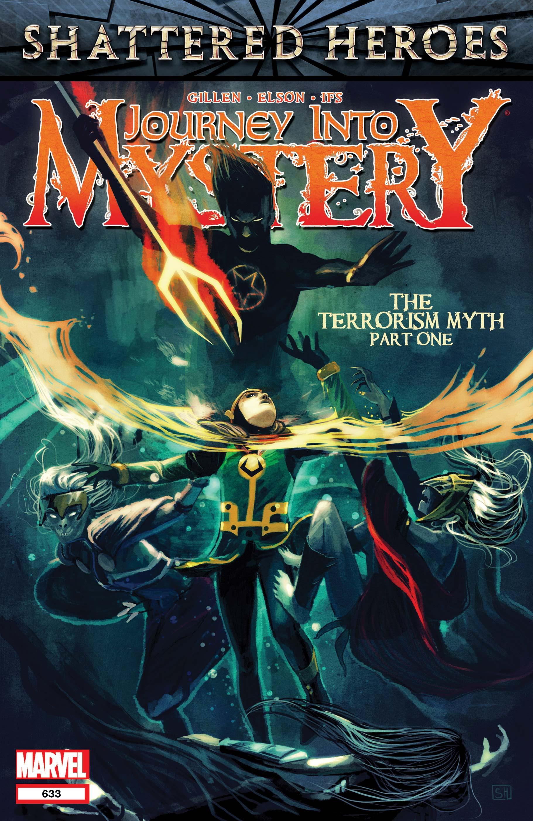 Journey Into Mystery (2011) #633
