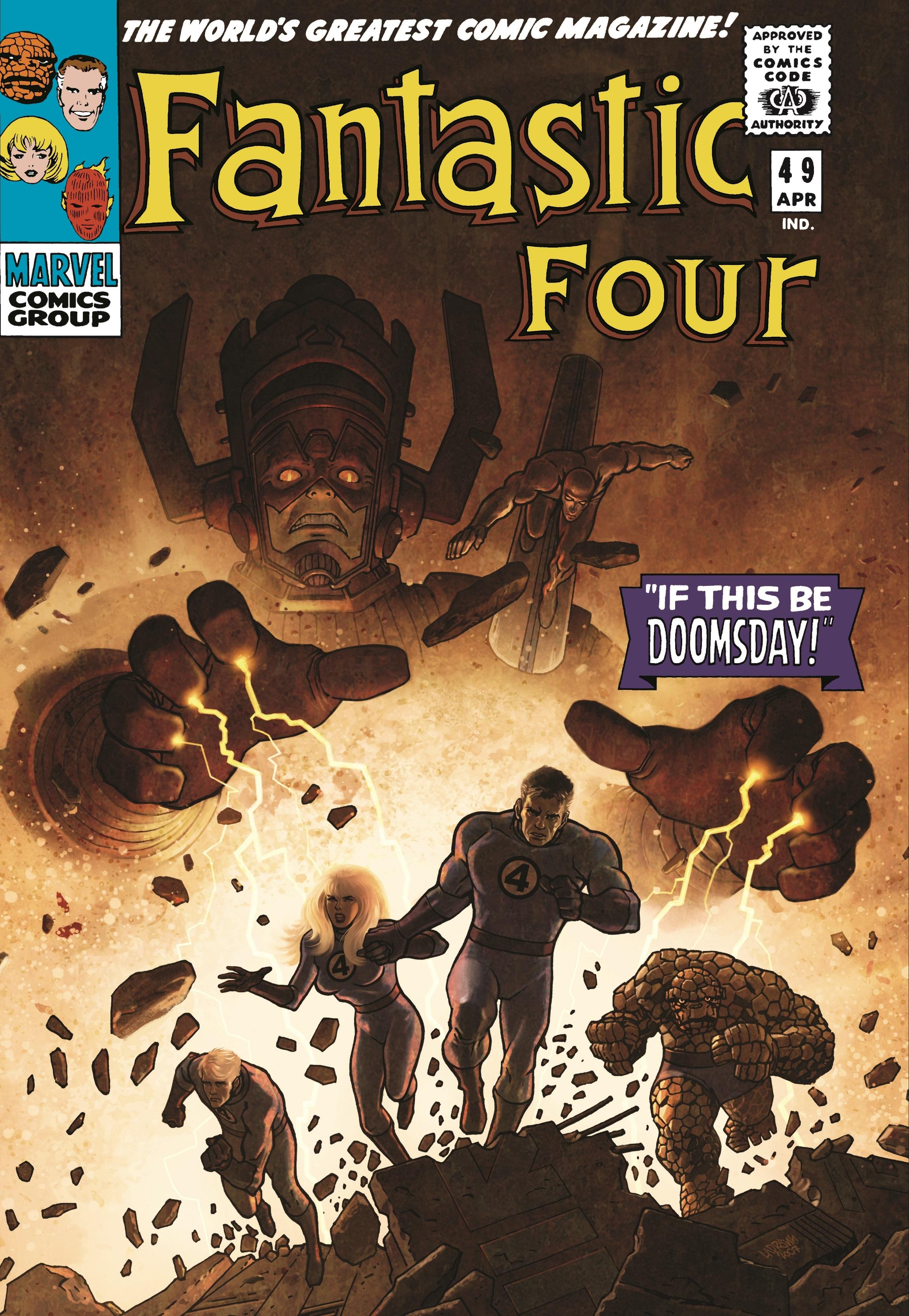 Fantastic Four Omnibus Vol. 2 (Hardcover)