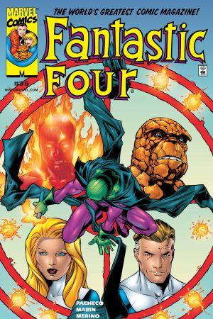 Fantastic Four (1998) #35