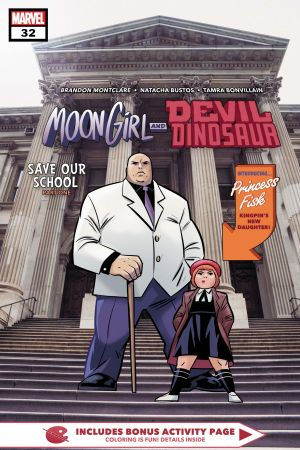 Moon Girl and Devil Dinosaur (2015) #32