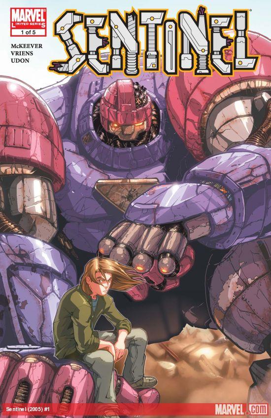 Sentinel (2005) #1