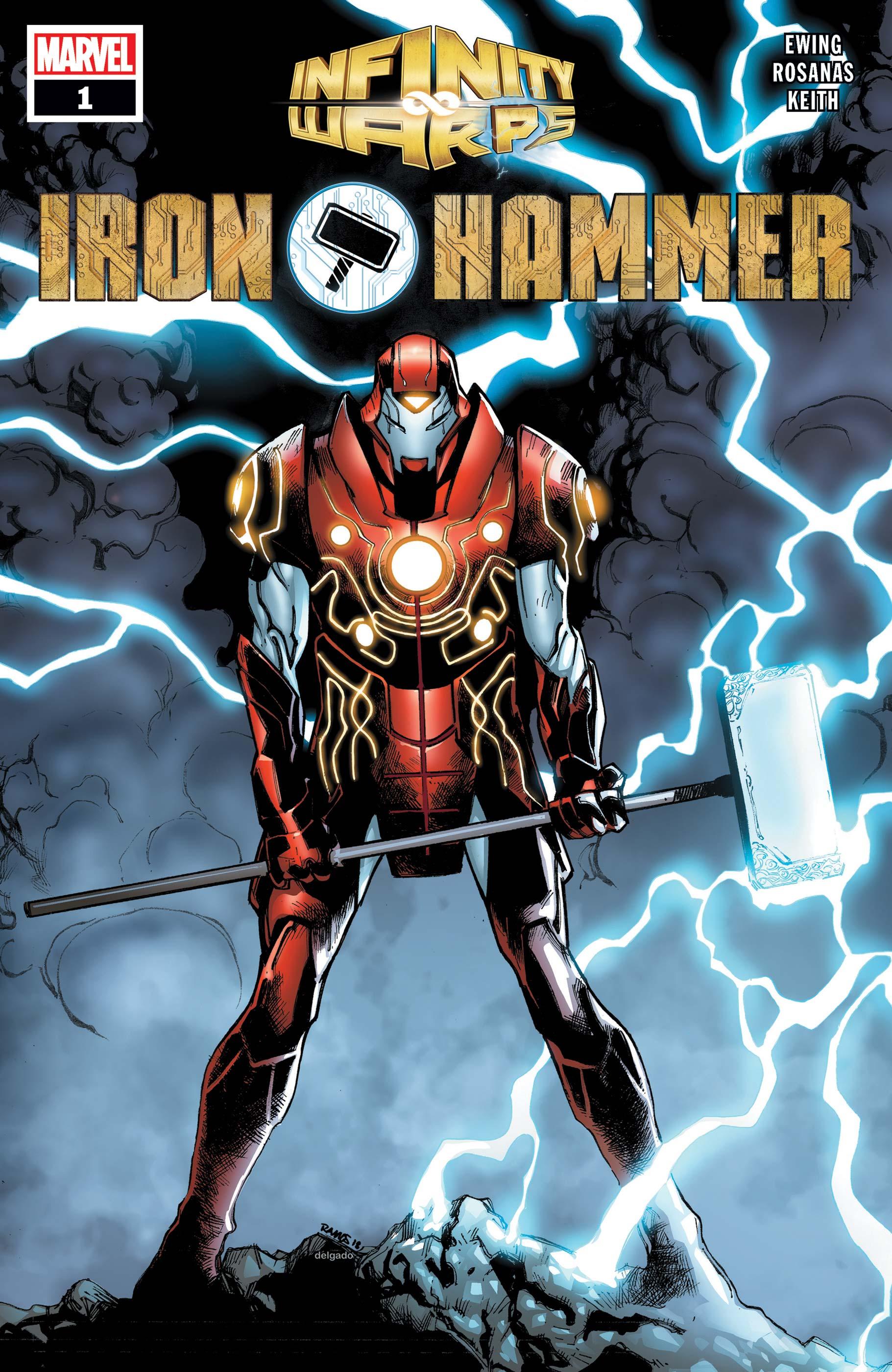 Infinity Wars: Iron Hammer (2018) #1