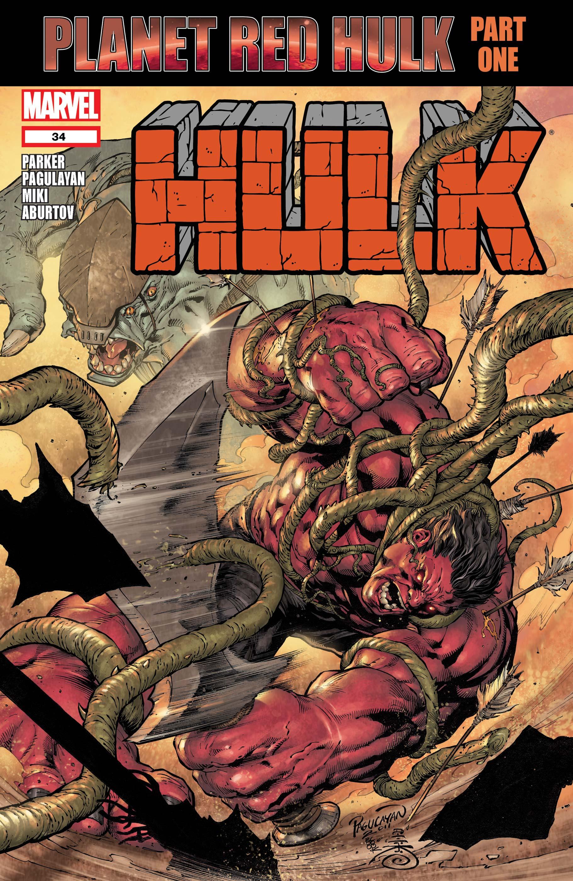 Hulk (2008) #34
