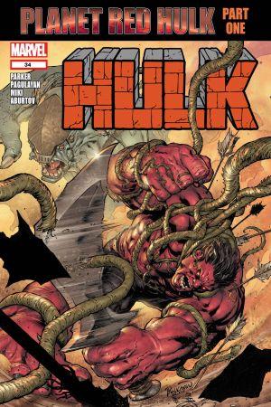 Hulk #34