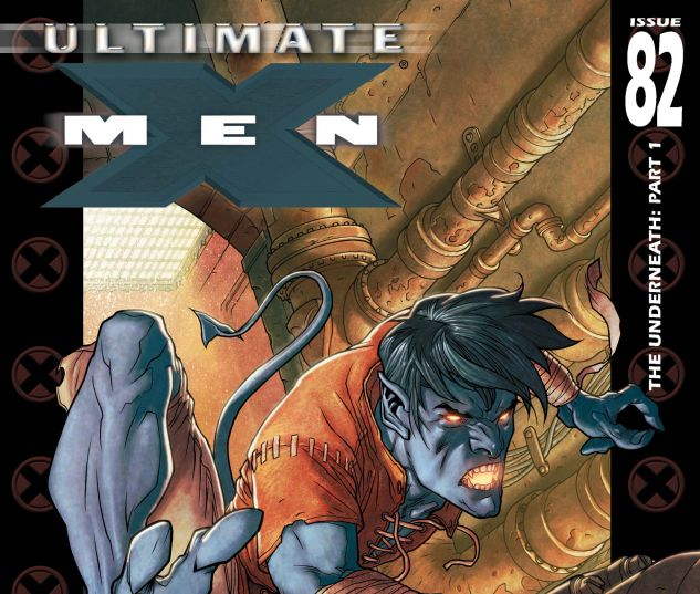 ULTIMATE X-MEN (2000) #82