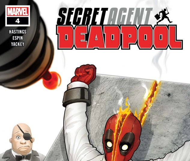 Deadpool: CMX Digital Comic (2018) #4