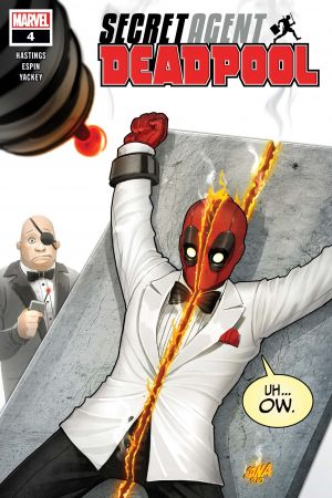 Deadpool: Secret Agent Deadpool (2018) #4