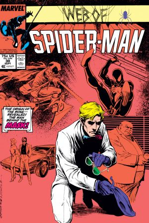 Web of Spider-Man #30