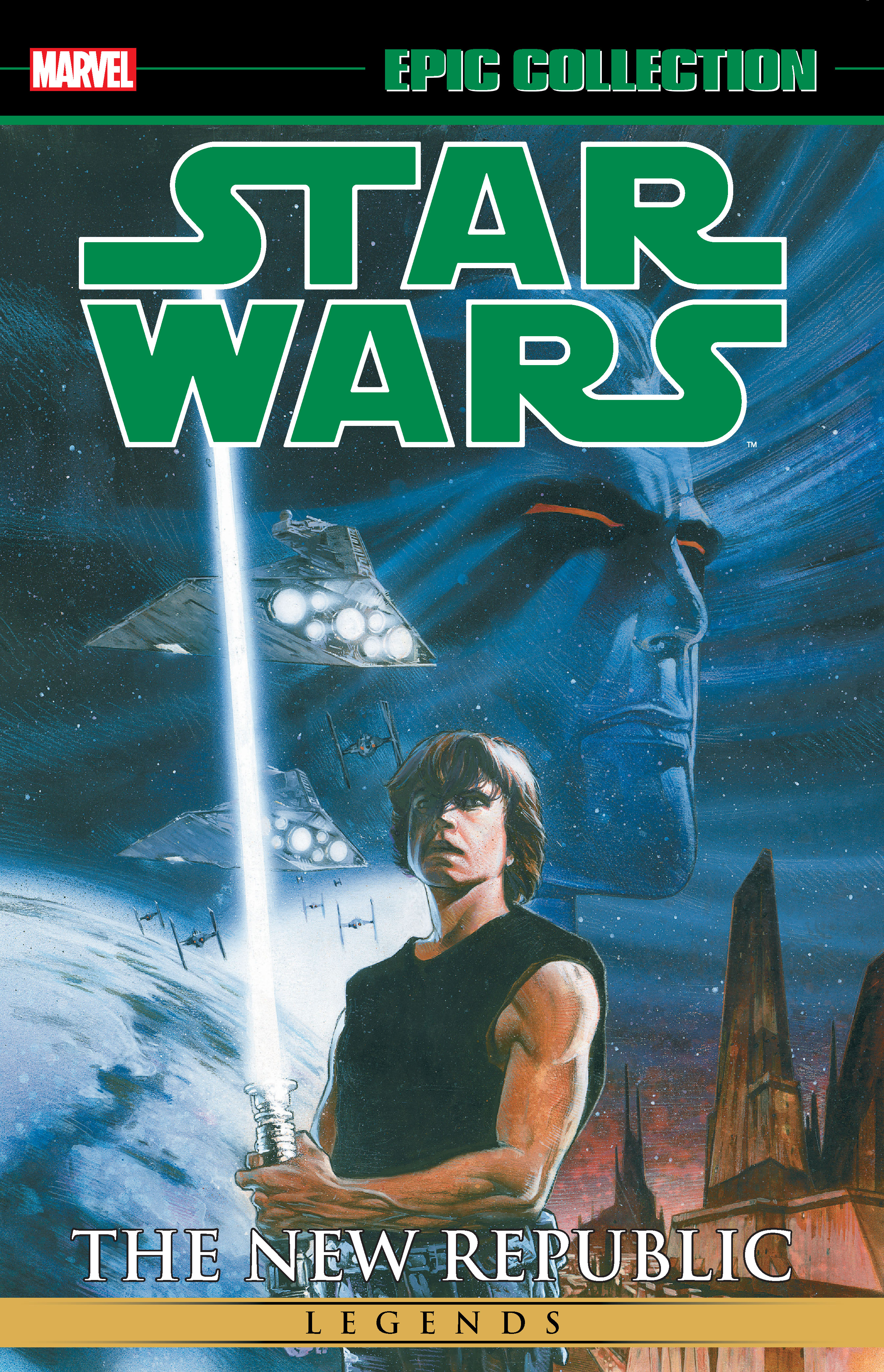 Star Wars Legends Epic Collection: The New Republic Vol. 4 (Trade Paperback)